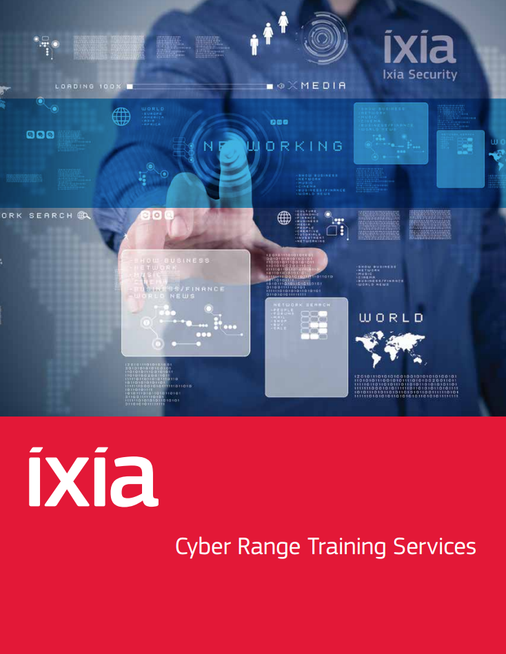 Online, Specialist, and Ixia Intro Courses